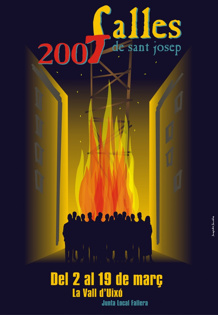 Falles de Sant Josep 2007