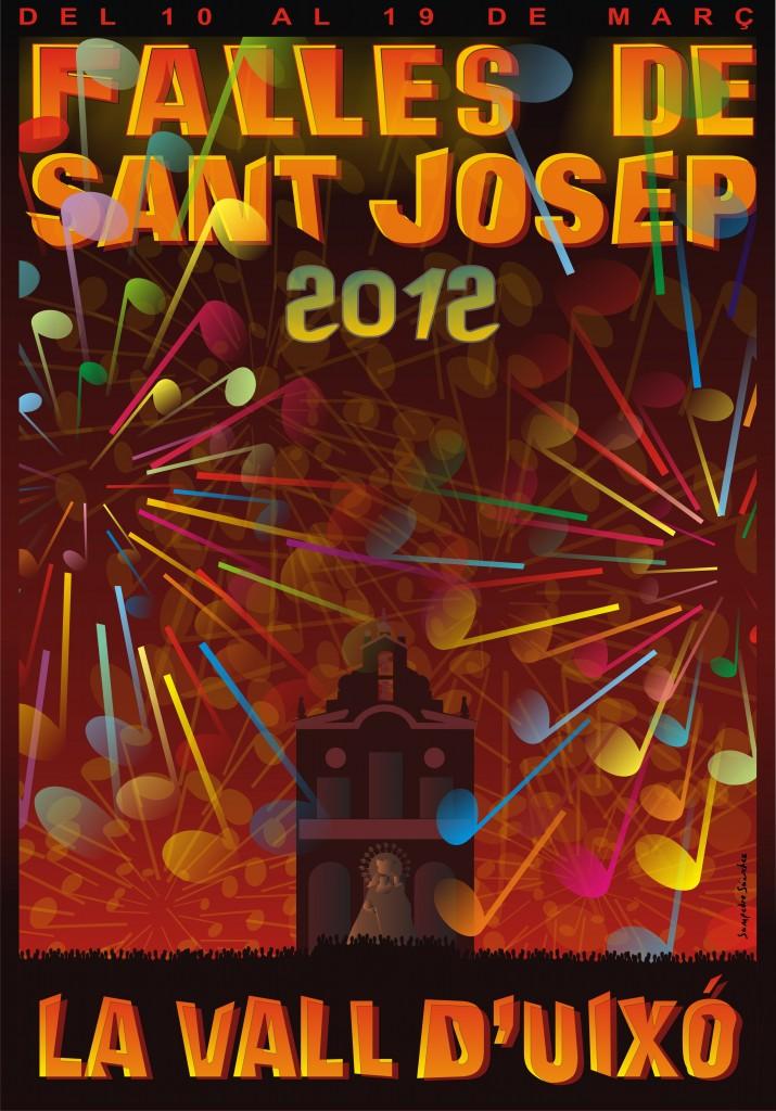 Falles de Sant Josep 2012
