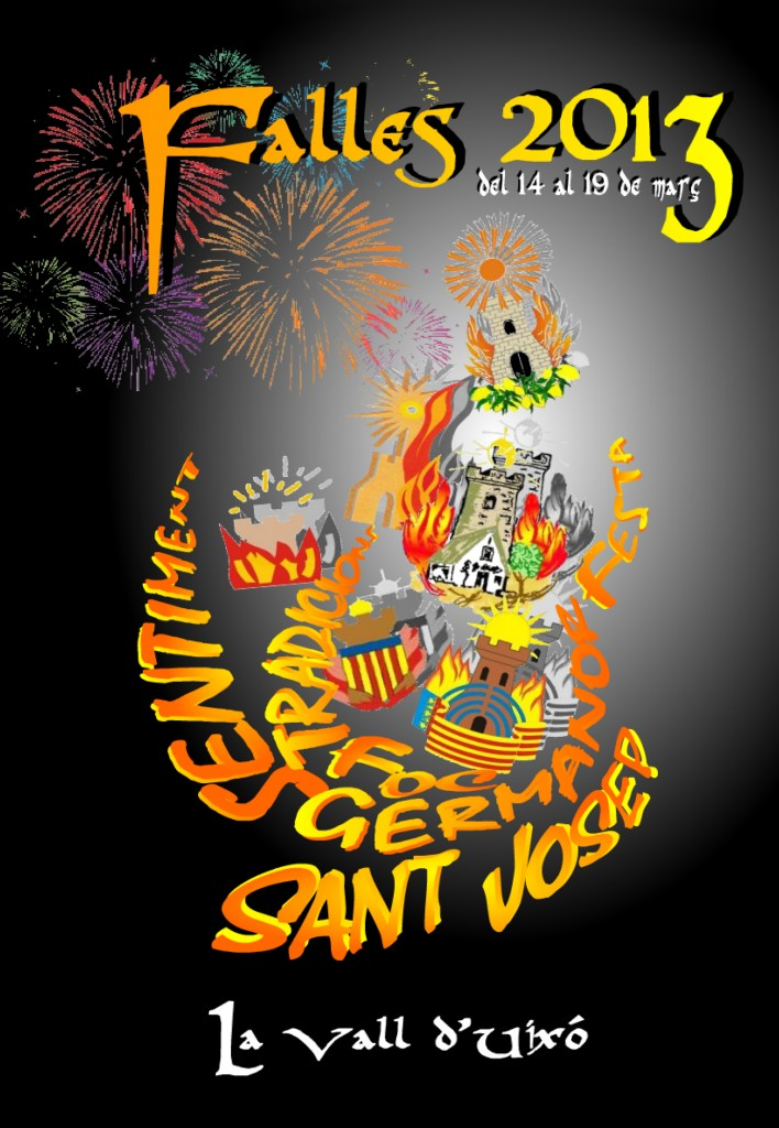 Falles de Sant Josep 2013