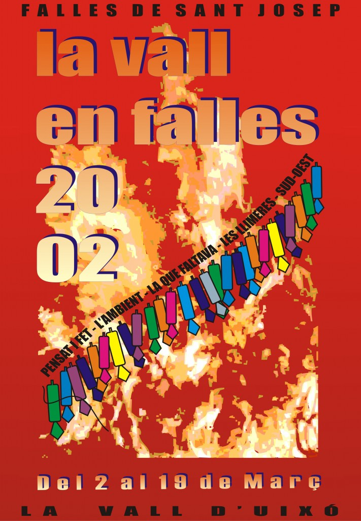 Falles de Sant Josep 2002